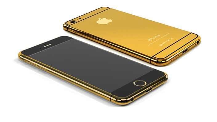 iPhone 6 Yellow Gold