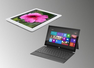 iPad & Surface